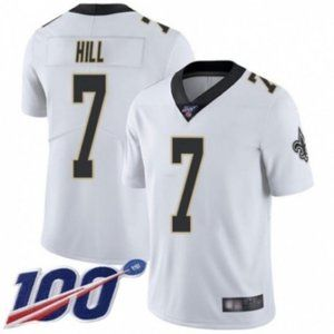 New Orleans Saints Taysom Hill 100th Season Jersey